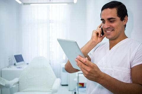 Transformación digital en el sector salud